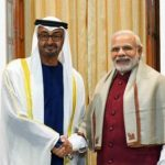 UAE highest award for a normal citizen to PM Modi – Pakistan in shock