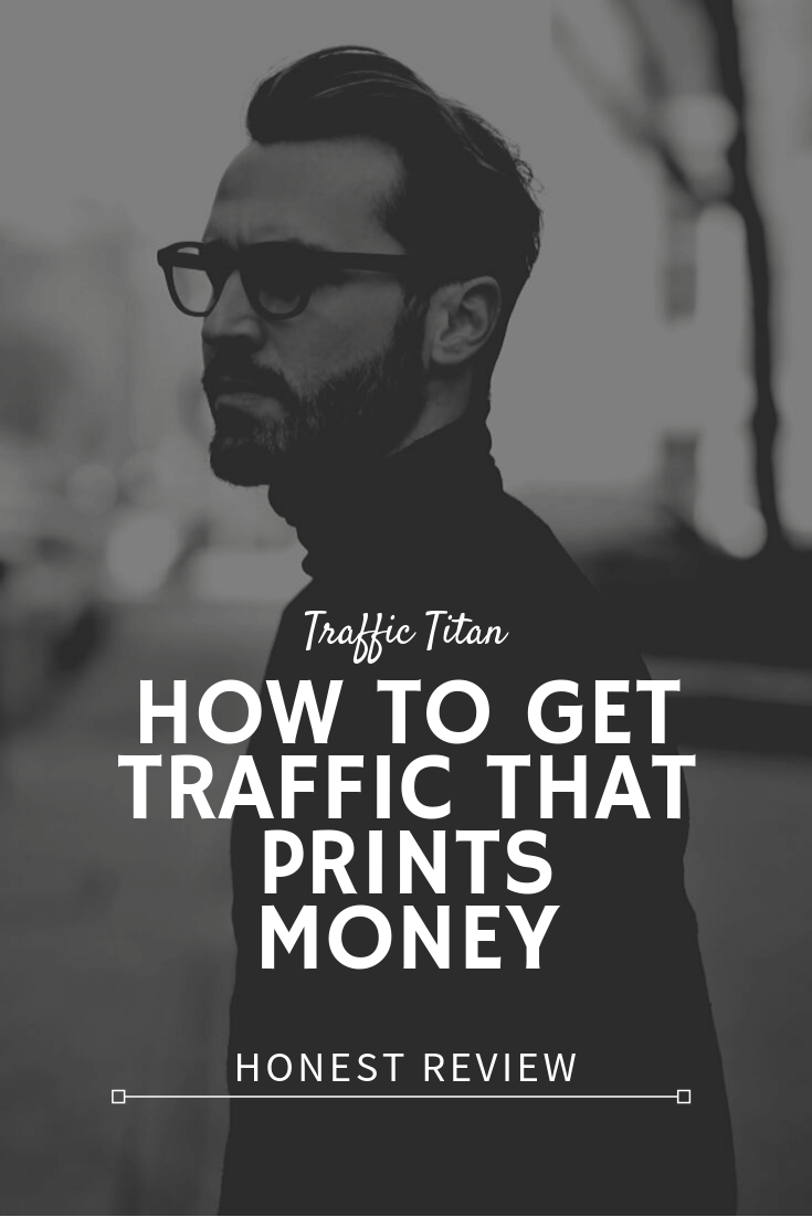 How to get insane traffic with Traffic Titan Image