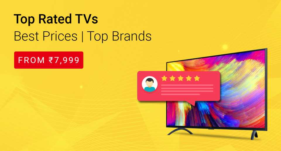 Home TV Great Indian Festival Deals