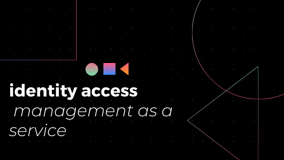 Identity access management as a service image