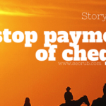 Ways to stop payment of Cheque