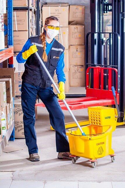 Name of cleaning company Image
