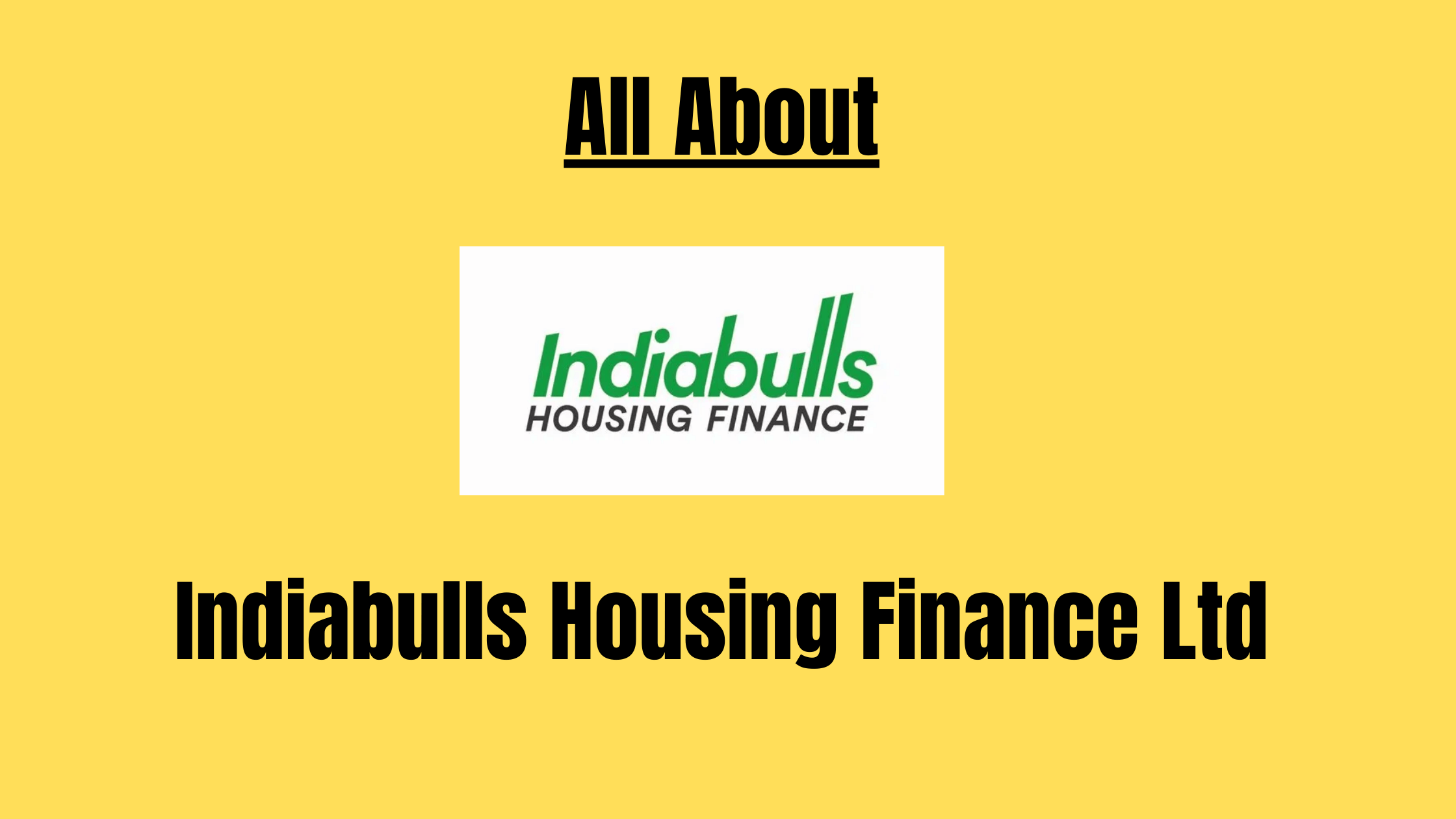 All About indiabulls housing share price bse