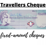 What is Travellers Cheque? (American Express FAQ)