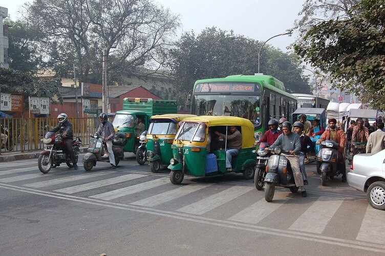 2020-21 traffic rules of India
